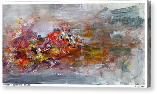 Thx1337-7 Canvas Print by Jlo Jlo
