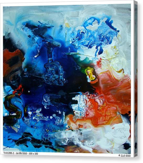 Thx1355-2 Canvas Print by Jlo Jlo