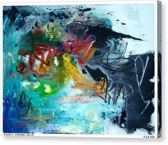 Thx1357-2 Canvas Print by Jlo Jlo