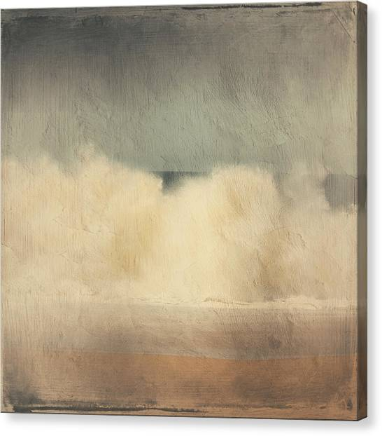 Canvas Print - Vintage Tides by Amanda Lakey