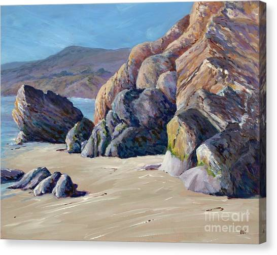 Tidal Shift Canvas Print