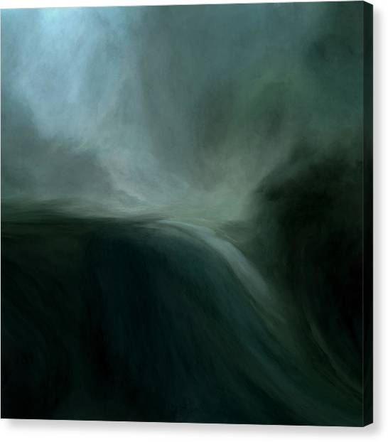 Sublime Canvas Print - Tidal Wave by Lonnie Christopher
