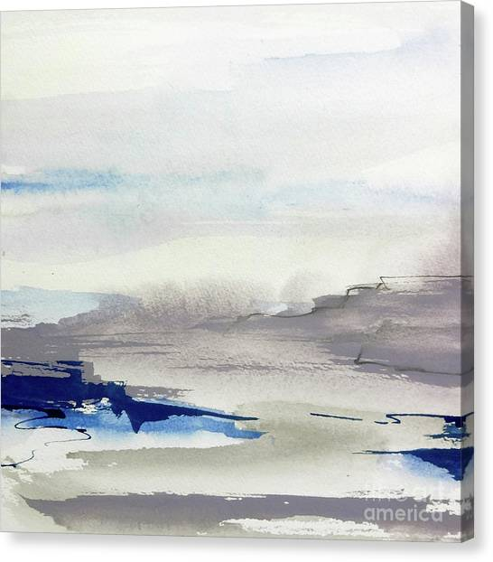 Canvas Print - Tide Pools I by Chris Paschke