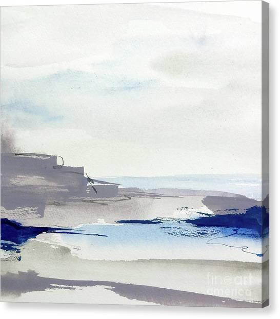 Canvas Print - Tide Pools II by Chris Paschke