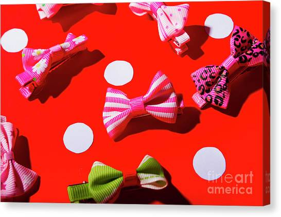 Celebration Canvas Print - Ties To Fashion by Jorgo Photography - Wall Art Gallery