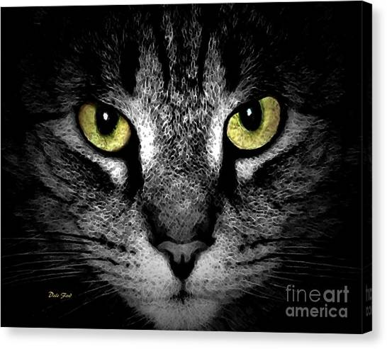 Tiger Tiger 3 Canvas Print