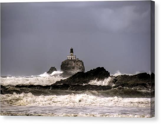Tillamook Lighthouse Canvas Print