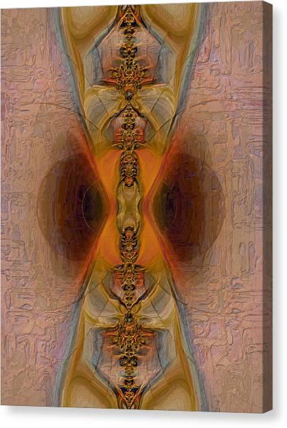 Time 2 Canvas Print by Alexandru Bucovineanu