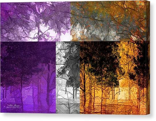 Time Of The Season Canvas Print