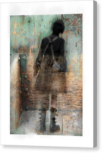 Time Passages - Beyond All Barriers Canvas Print