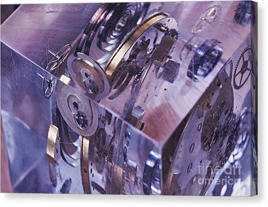 Time Trapped Canvas Print