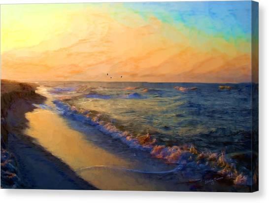 Timeless Canvas Print by Shirley Dawson