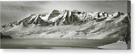Timp Above Deer Creek Canvas Print