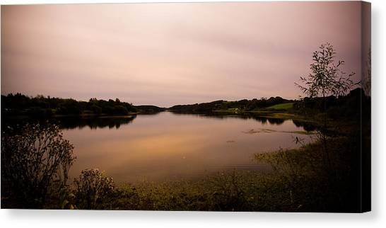 Peak District Canvas Print - Tittesworth Reservoir by Chris Dale