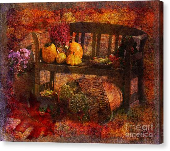 To Everything There Is A Season 2015 Canvas Print