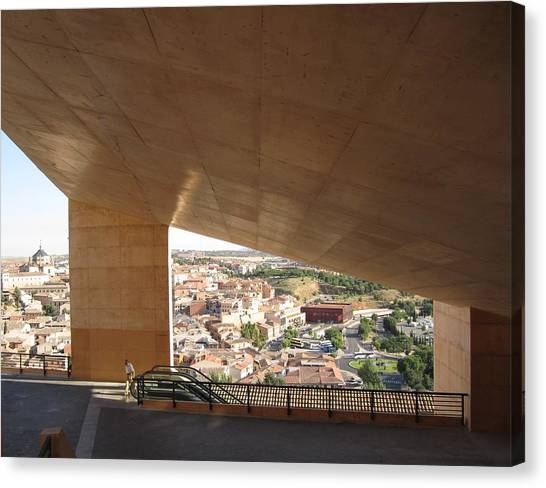 Toledo Architecture Canvas Print