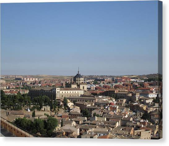 Toledo Multifamily Canvas Print