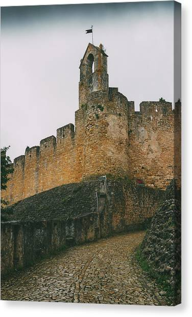 Tomar Castle, Portugal Canvas Print