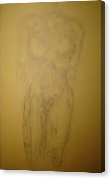 Tone Canvas Print by Dean Corbin