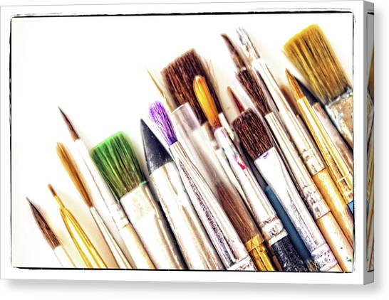 Tools  Of The Trade Canvas Print