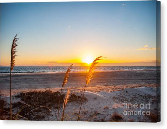 Outer Banks Obx Canvas Print