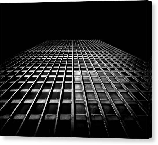 Toronto Dominion Centre No 100 Wellington St W Canvas Print