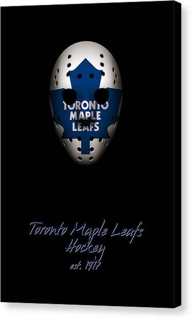 Toronto Maple Leafs Canvas Print - Toronto Maple Leafs Established by Joe Hamilton