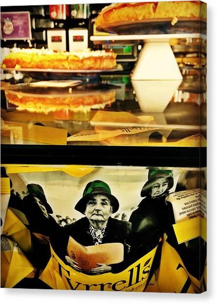 Contemporary Art Canvas Print - Tortilla by Contemporary Art