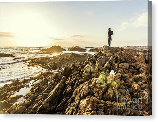 Travel Destinations Canvas Print - Touring Tasmania by Jorgo Photography - Wall Art Gallery