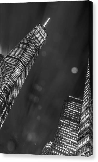 Tower Nights Canvas Print
