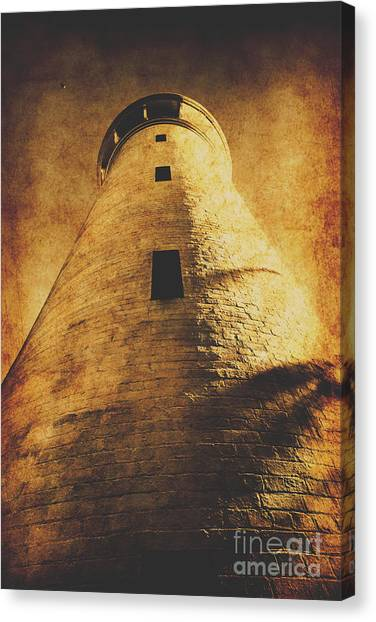 Old Age Canvas Print - Tower Of Grunge by Jorgo Photography - Wall Art Gallery