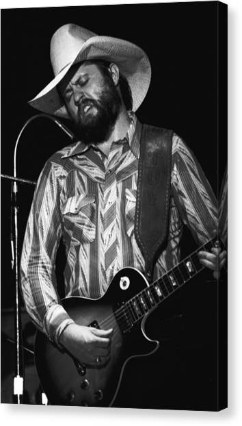 Toy Caldwell Searchin' For A Rainbow 2 Canvas Print