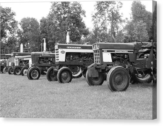 Tractor Show 2016 Canvas Print