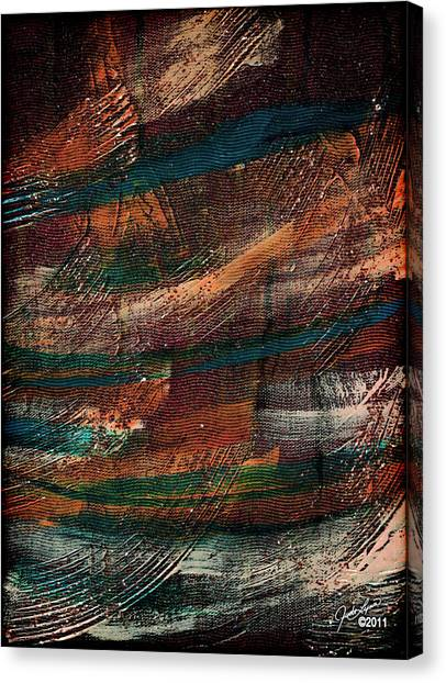 Tradewind Autumn Canvas Print