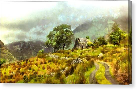 Traditional Ireland Canvas Print