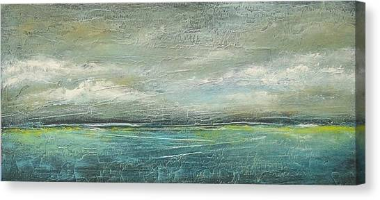 Tranquil Canvas Print by Ellen Lewis