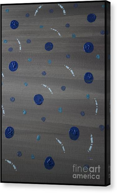 Tranquil Acrylic Abstract Canvas Print