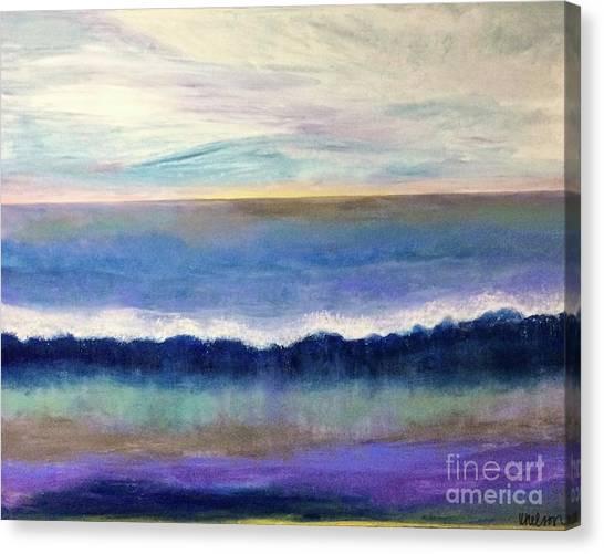 Tranquil Seas Canvas Print