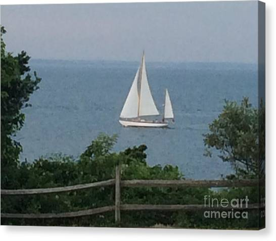 Tranquil Thoughts Canvas Print