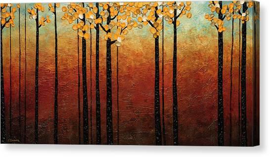 Tranquilidad Canvas Print