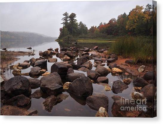 Tranquility 3 Canvas Print