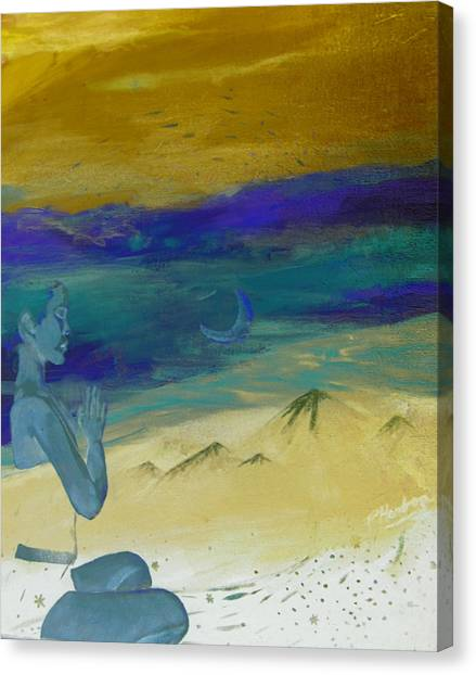 Transcendental Alter Ego Canvas Print by Penfield Hondros