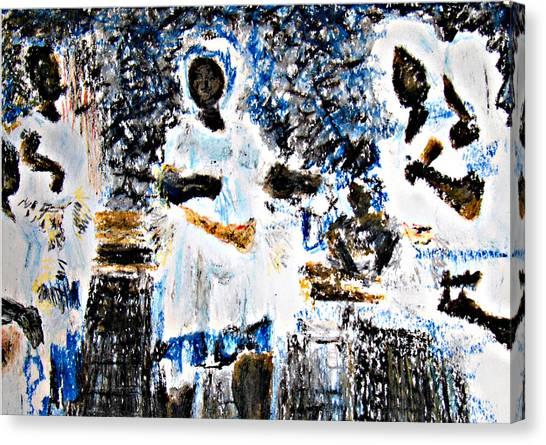 Transes Canvas Print by Isabelle Mbore