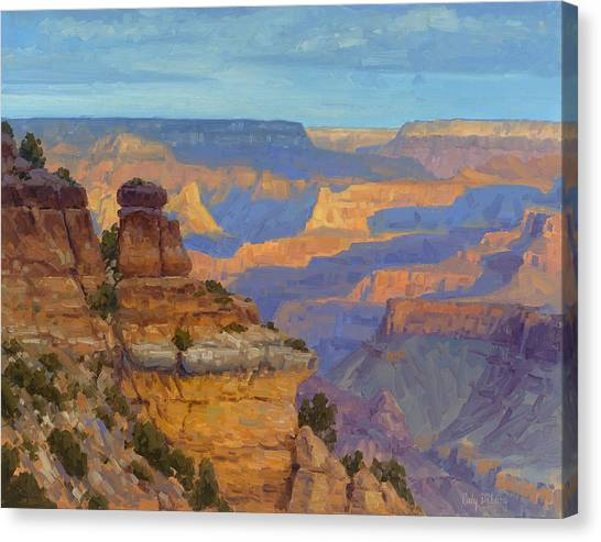 Grand Canyon Canvas Print - Transient Light by Cody DeLong