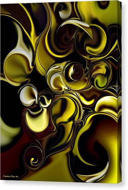 Canvas Print - Transparent Dimension by Carmen Fine Art