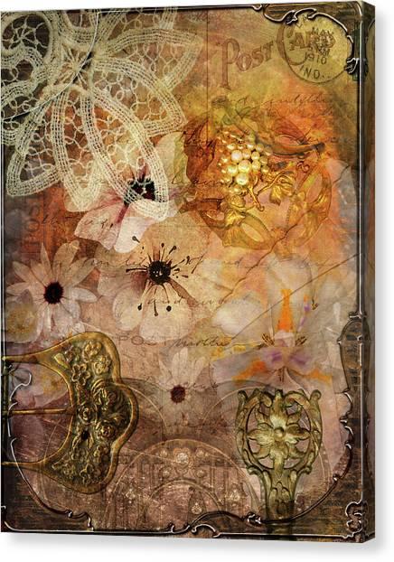 Treasures Canvas Print