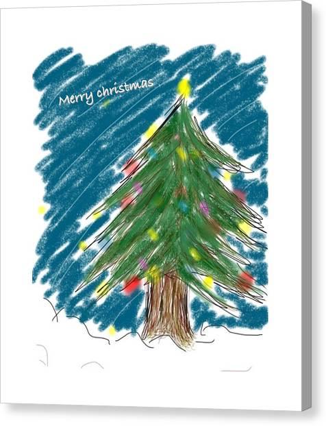 Canvas Print - Tree by Kumiko Izumi