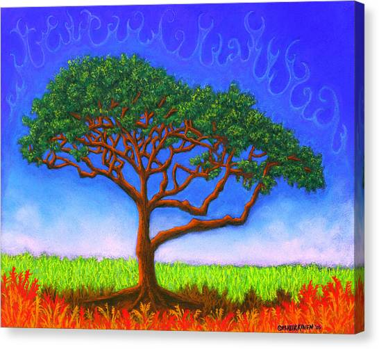 Tree Of Life 01 Canvas Print