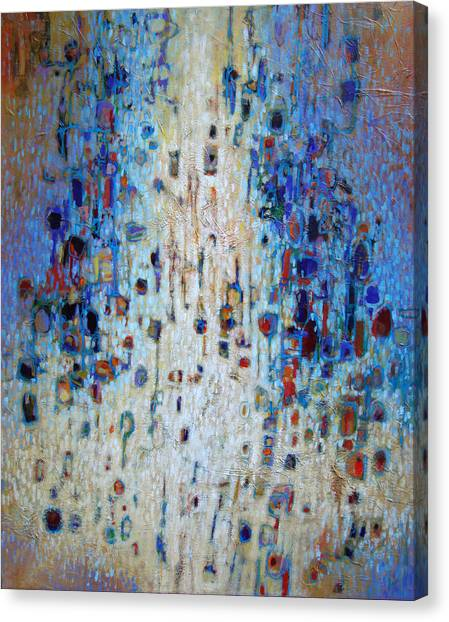 Tree Of Life II Canvas Print by Dale  Witherow