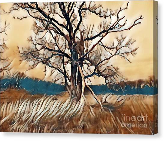 Tree1 Canvas Print